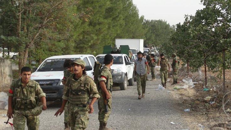 İngiltere 'cihatçılara para gidiyor' dedi, Gaziantep'ten yönetilen projeyi durdurdu