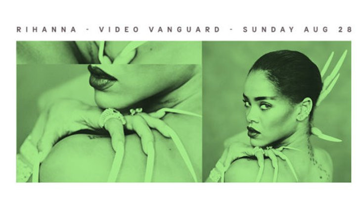 MTV'den Rihanna'ya 'özel' ödül
