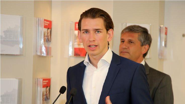 Avusturya'da koalisyon hükümeti dağılıyor