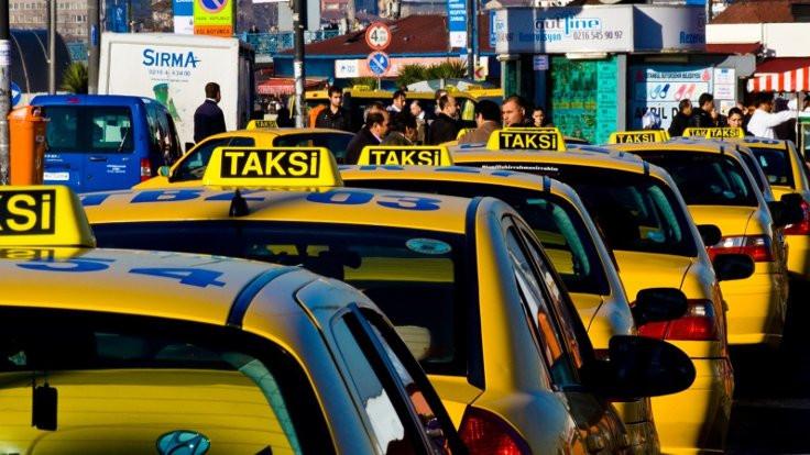İstanbul'da taksi ücretine zam