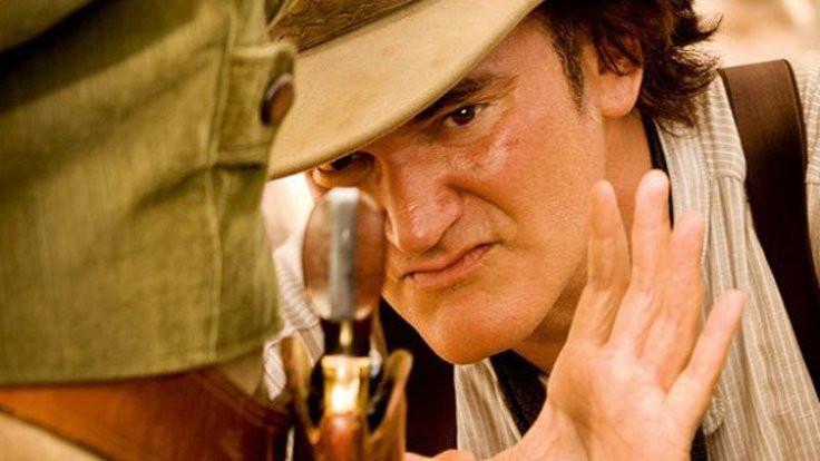 Tarantino sinemayı bırakıyor