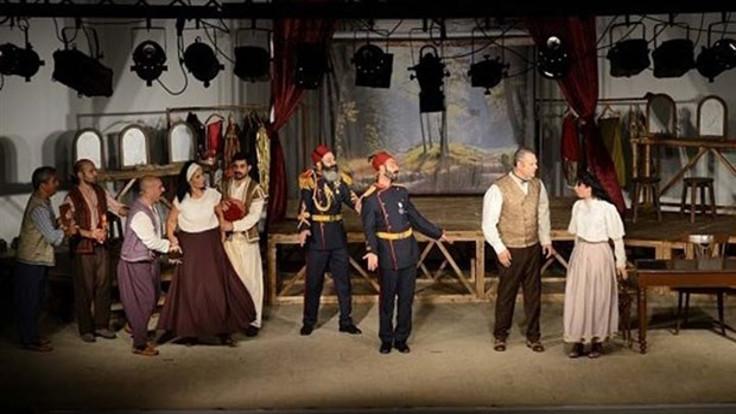 Devlet Tiyatroları 'yabancı oyun' kararını verdi