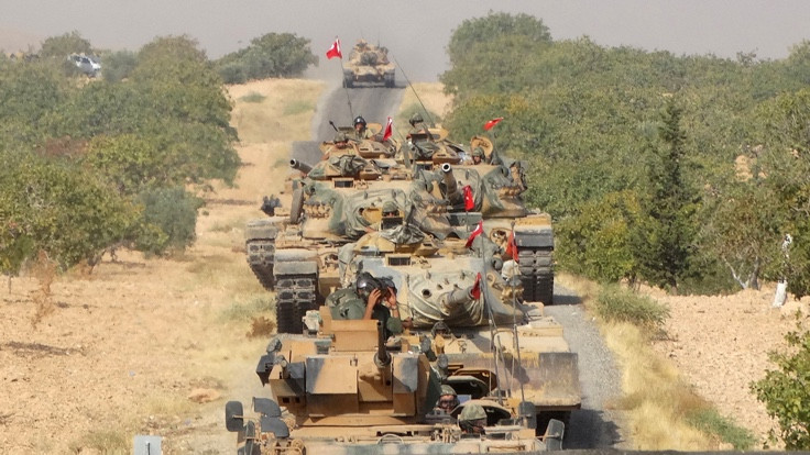 Koalisyon Afrin'e yeşil ışık mı yaktı?