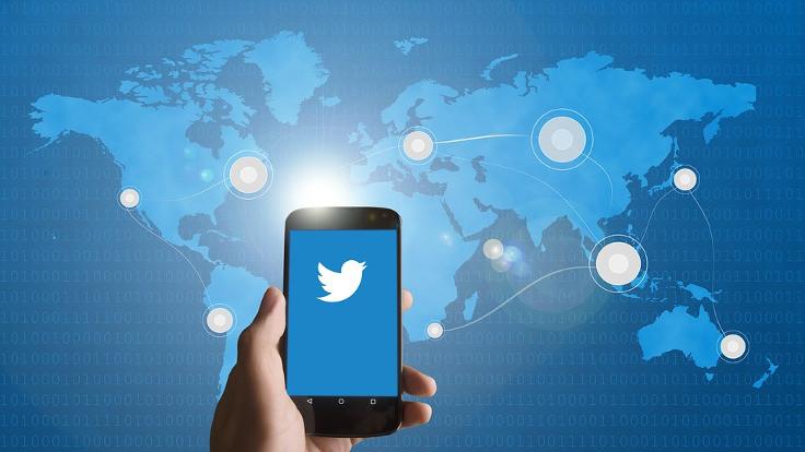 Hacker'lar, Twitter hesaplarına el attı