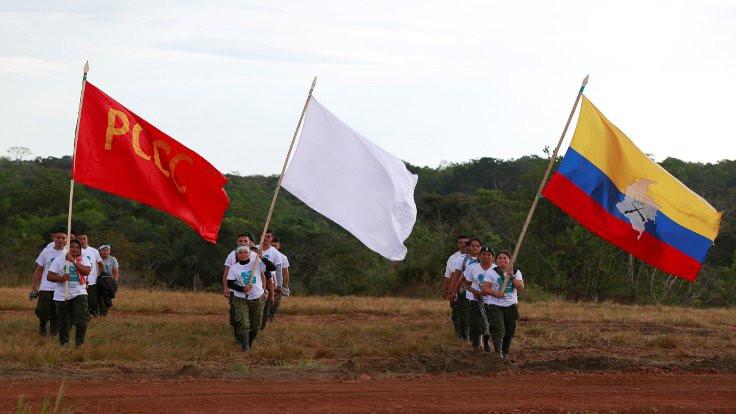 FARC'dan açıklama: Bu zafer en güzeli