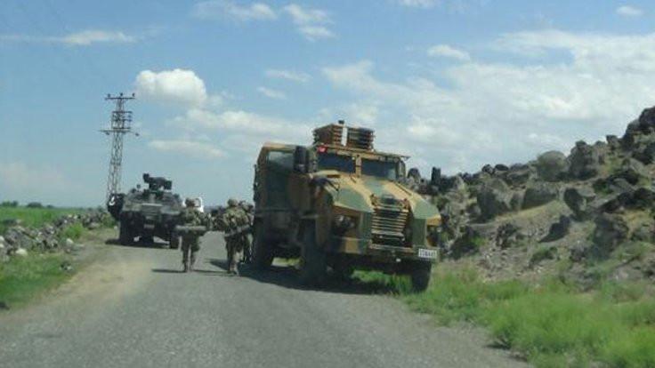 Hakkari'de saldırı: 1 asker yaralandı