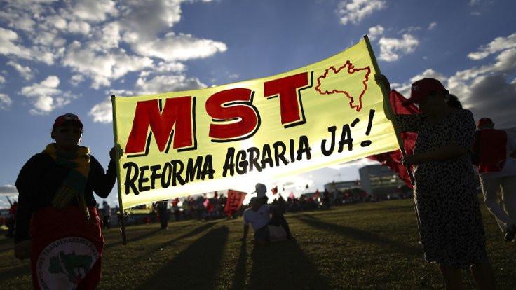 Brezilya: Topraksızlar ve gece