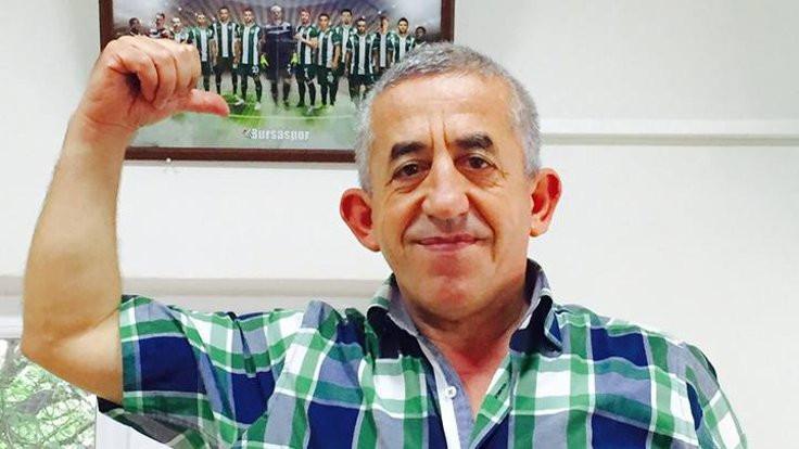 Bursaspor amigosu Cumhurbaşkanı'na hakaretten tutuklandı