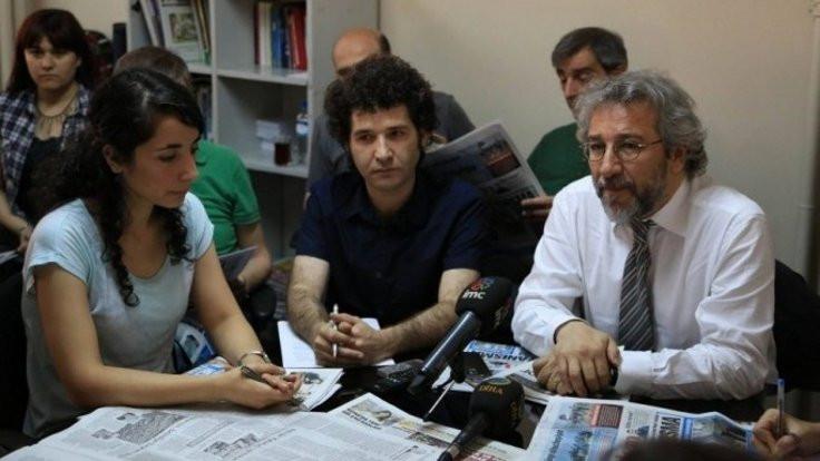 Türker ve Dündar'a dava açıldı