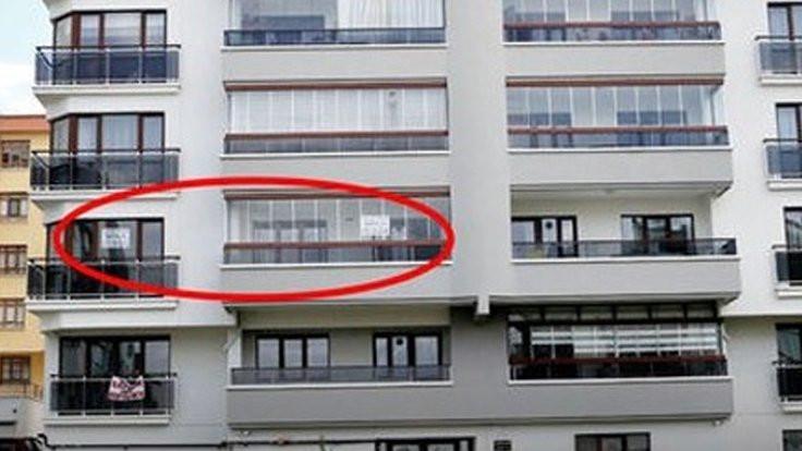 Adil Öksüz'ün lüks dairesi satışa çıkarıldı
