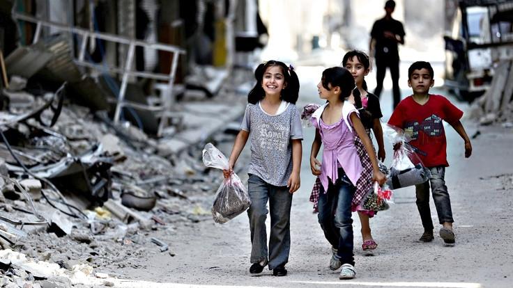 Nerede Suriye'nin iki dinli bayramları