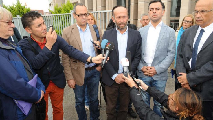 Gazeteci Erdem Gül beraat etti