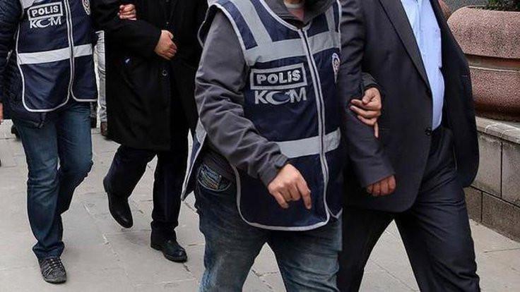 AK Partili başkana gözaltı