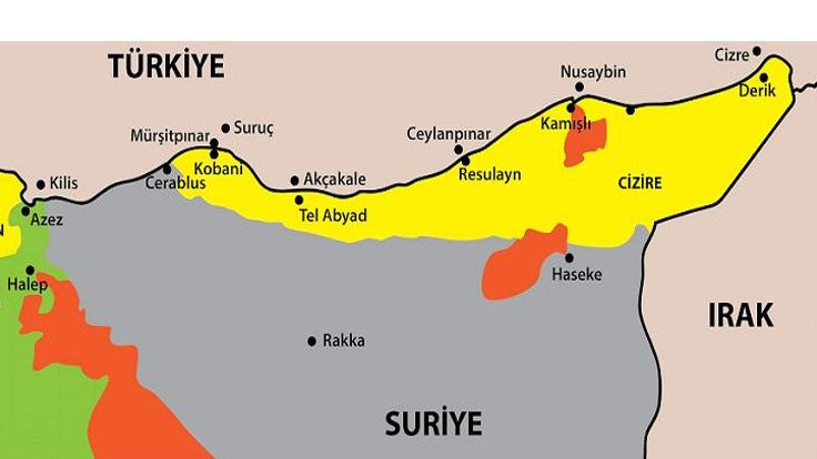 Suriye'de federasyon hazırlığı