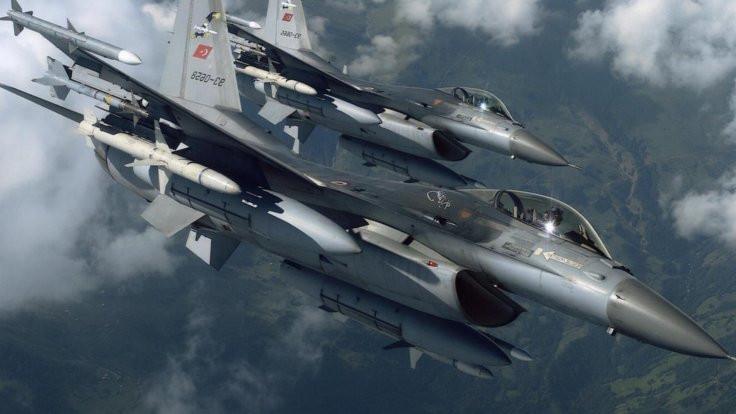MSB: Yunan F-16'larına önleme yapıldı