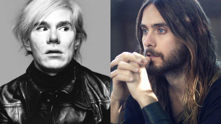 Jared Leto, Andy Warhol'u oynayacak