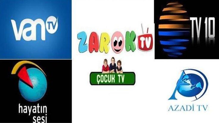 Televizyonlar için yeni kapatma kararı