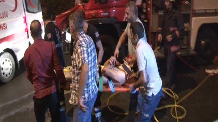 Kağıthane'de kaza: 2 ölü, 2 yaralı