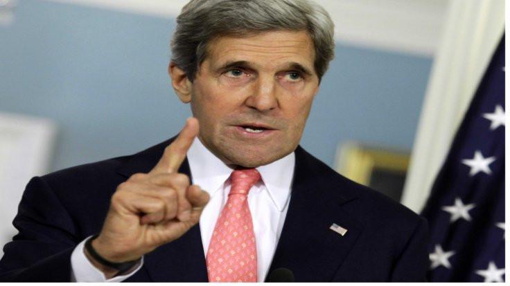 John Kerry'den Rusya'ya sitem