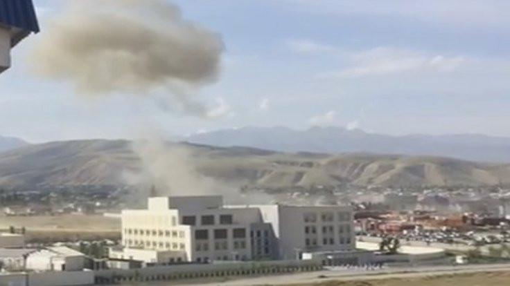 Elçiliği bombalayanlar İstanbul'da iddiası