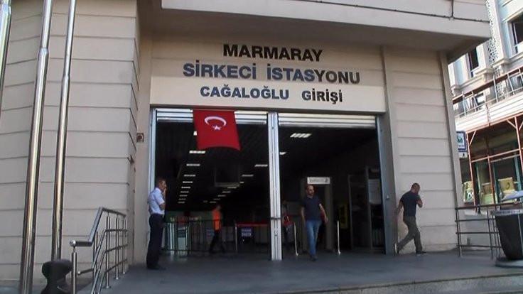 Marmaray'da işçiyi sızan su öldürdü