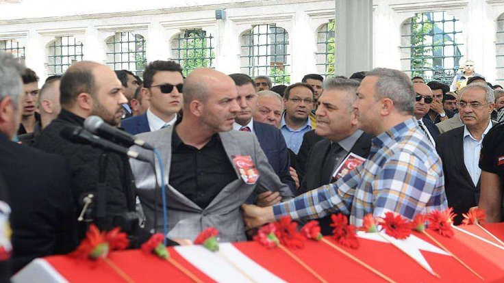 'Kılıçdaroğlu'na mermi attı, aferin denildi'