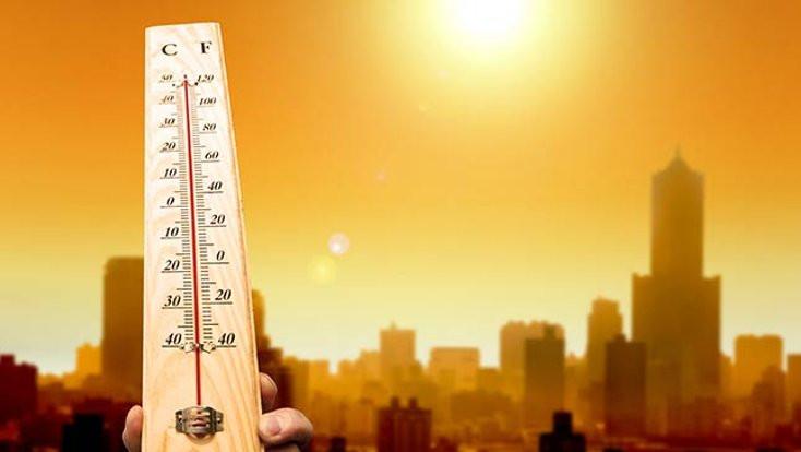 'Normalin üstünde' sıcak uyarısı