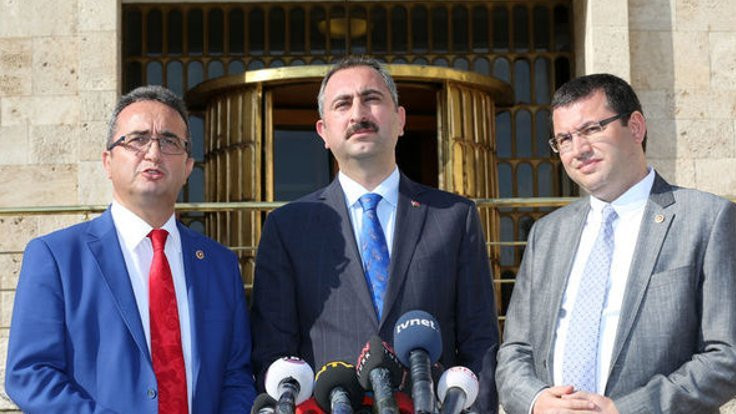 Mini Anayasa Komisyonunda HSYK anlaşmazlığı