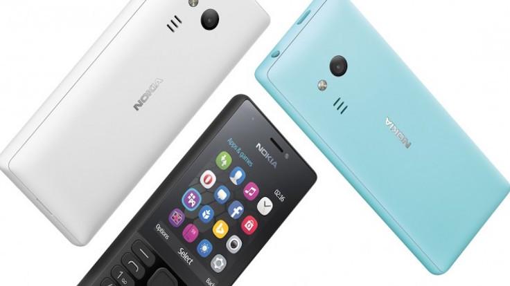Microsoft'tan telefon sürprizi: Nokia 216