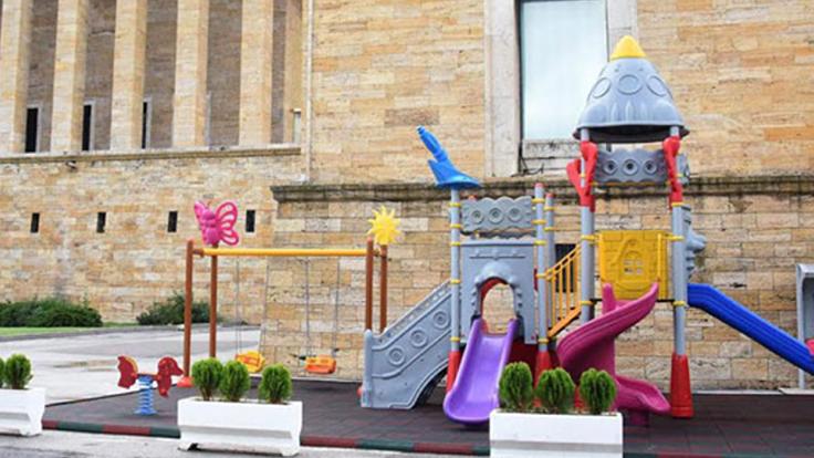 TSK'dan 'Anıtkabir'de çocuk parkı' kararı