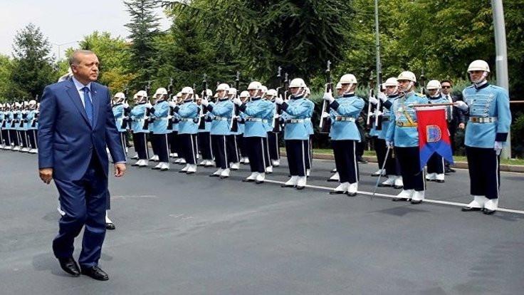 Erdoğan'ı '160 güvenilir asker' karşılayacak