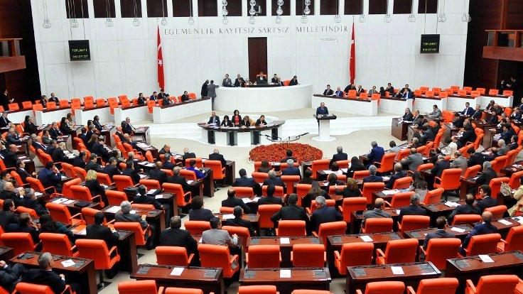 Kapatılan kanallar Meclis gündeminde