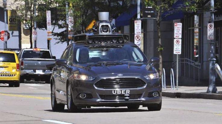 Şoförsüz araçlar tekrar trafiğe çıkıyor