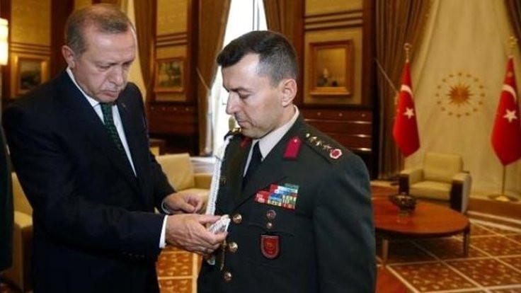 Erdoğan yaverine 'zarf' atmış!