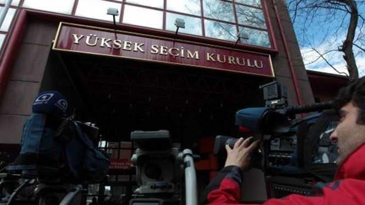 İYİ Parti'den YSK'ye 'hukuk garabeti' eleştirisi