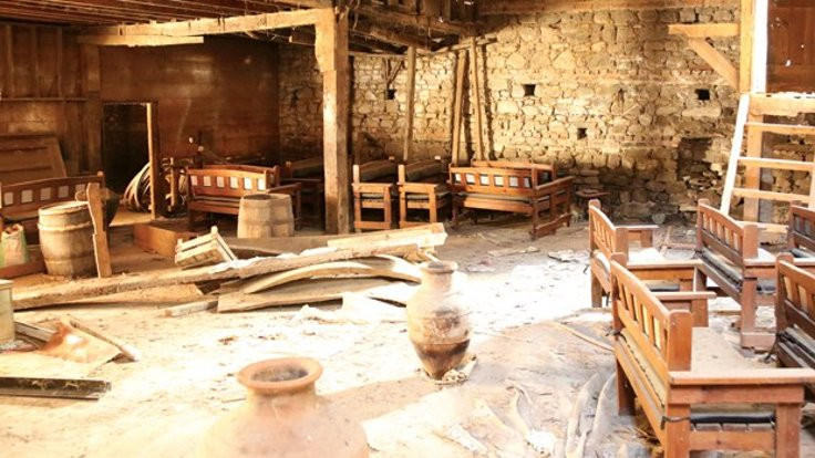 Beş tarihi köye kültürel dönüşüm
