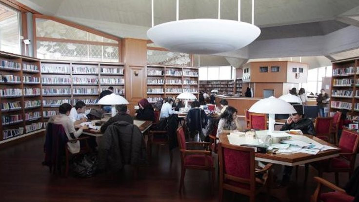 Türkiye'nin en iyi kütüphanesi