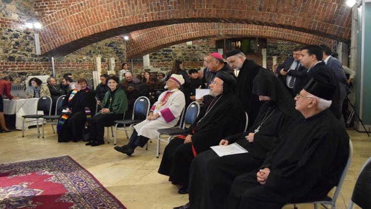 Taksim'de 'Barış Duası'
