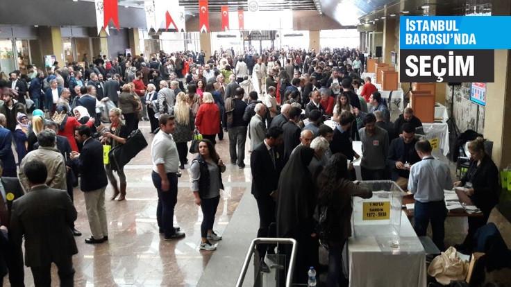 İstanbul Barosu'nda yeni başkan Durakoğlu