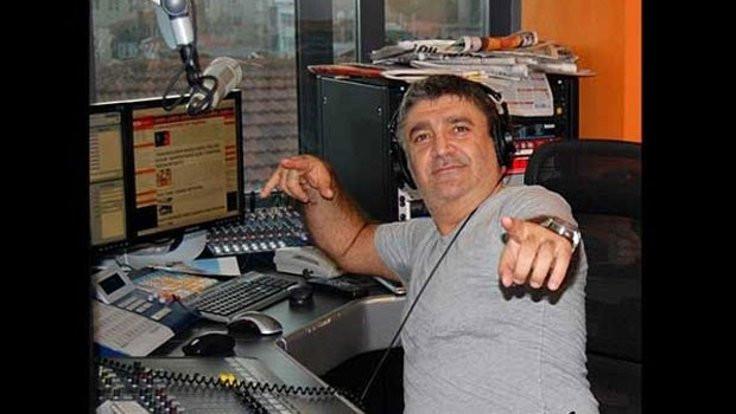 Radyocu Cem Arslan'a saldırı