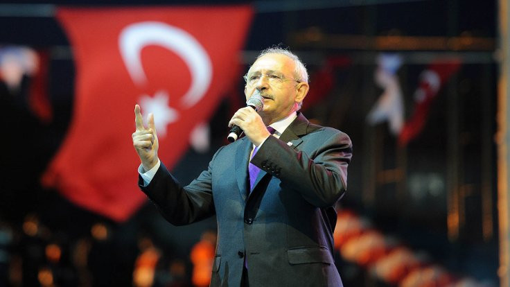 CHP'den 'dördüncü devrim' çağrısı