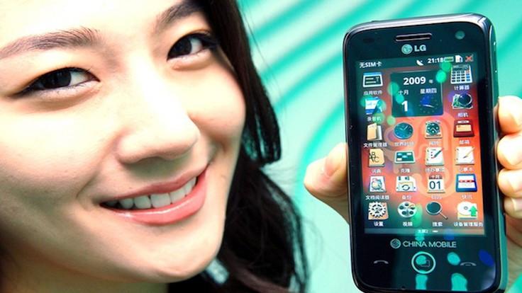Çin, telefonda Samsung'u geride bıraktı