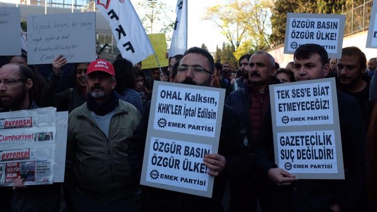 Fotoğraflarla Cumhuriyet nöbeti - Sayfa 3