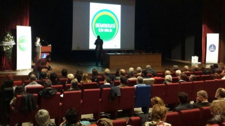 Demokrasi İçin Birlik: Türkiye'nin değişime ihtiyacı var