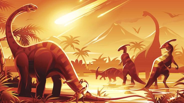 İlk dinozor beyni bulundu