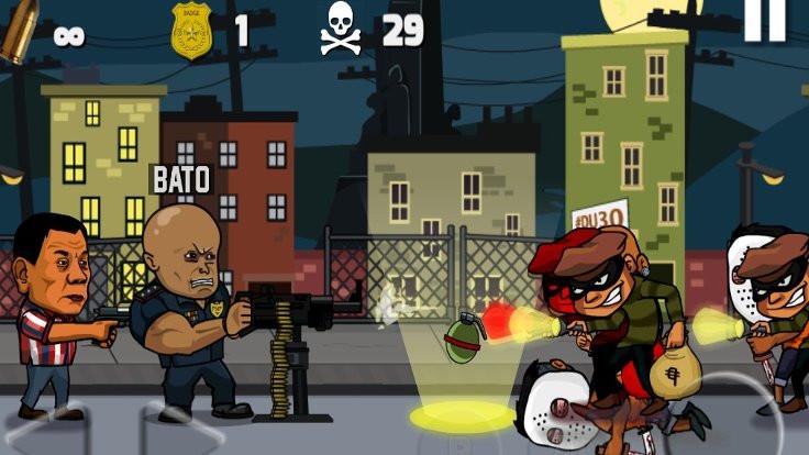 Uyuşturucuyla savaşan başkanın oyunu çıktı