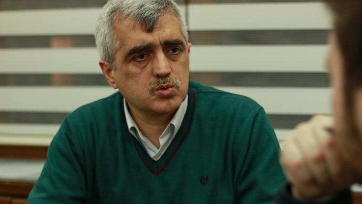 MAZLUMDER eski başkanı Gergerlioğlu açığa alındı
