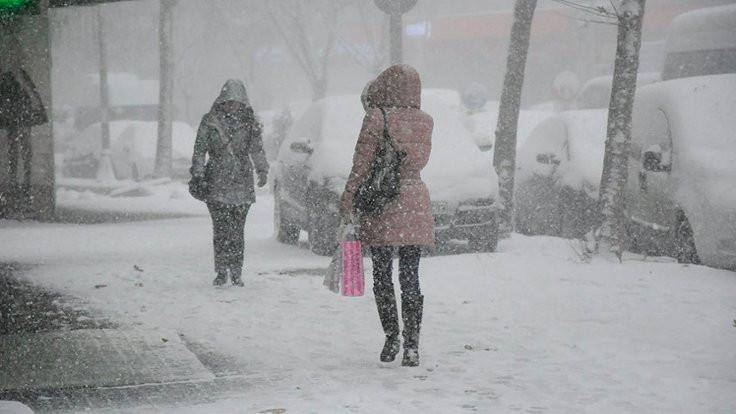 Sel, kar, don uyarısı!