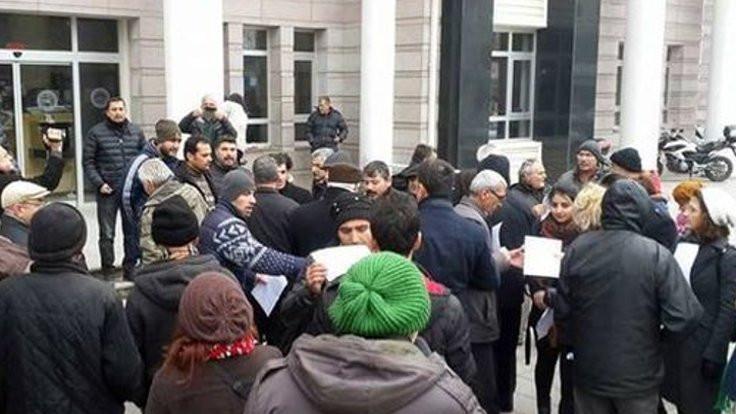 Barış çağrısına destek verenler mahkemede