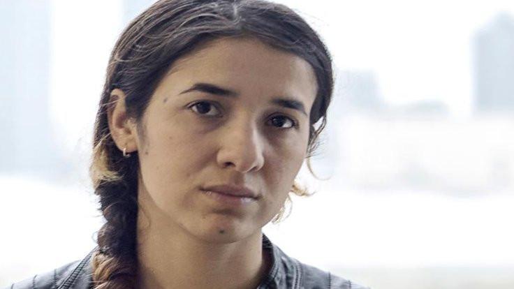 Nadia Murad'a İnsan Hakları ödülü